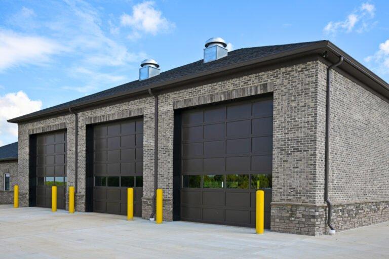 Pittsburgh Commercial Garage Door