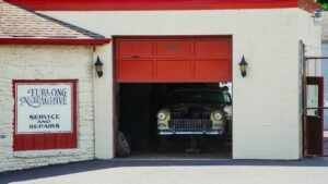How To Install Roll Up Garage Door Manually
