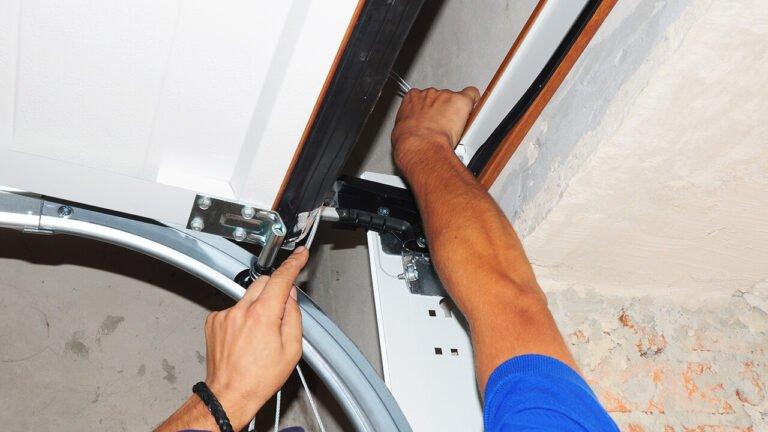 Basic DIY Garage Door Repairs