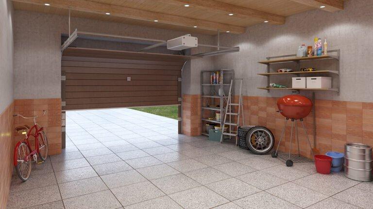Broken Cables Keep Your Garage Door From Opening